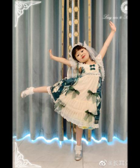 「妖精王国」キッズドレス