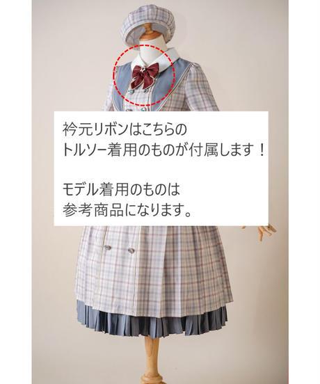「格子絵本」ワンピース【12/15まで】