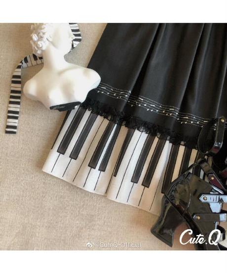 「鍵盤」ワンピース