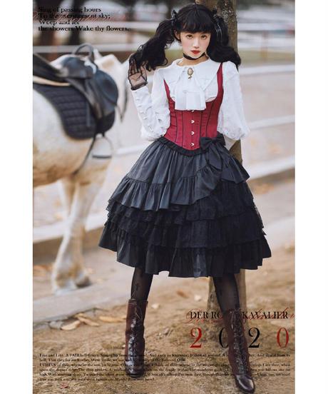 「薔薇騎士」スカート