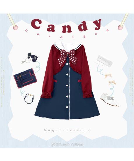 「Candy」カーディガン①【11/27まで】