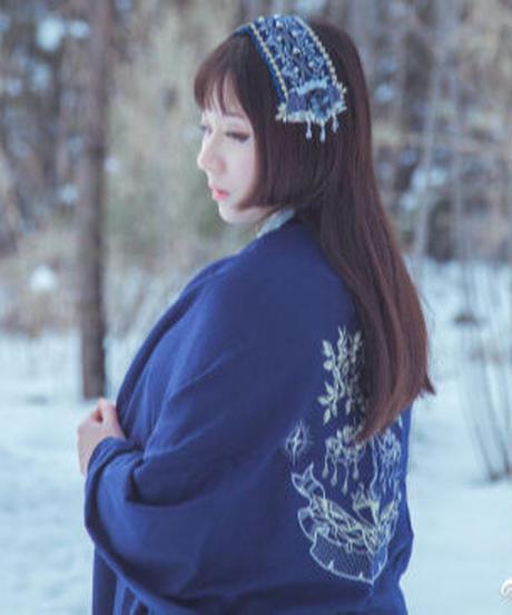 「金銀双樹」ヘッドドレス ※お洋服と合わせ買いの方のみ※【11/27まで】