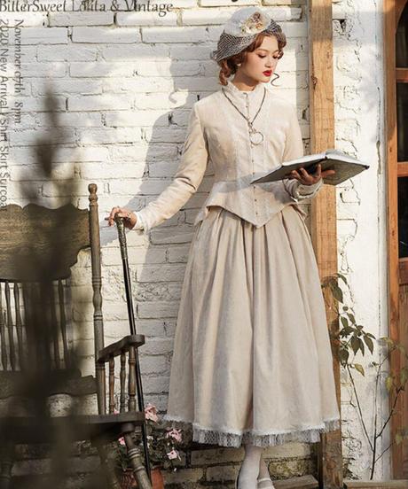 「Mrs. Pemberley」スカート【11/30まで】