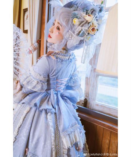 「Margaret's Teaparty」ドレスワンピース【12/8まで】