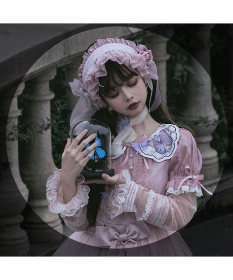 「The Butterfly」ヘッドドレス ※お洋服と合わせ買いの方のみ※【3/10まで】