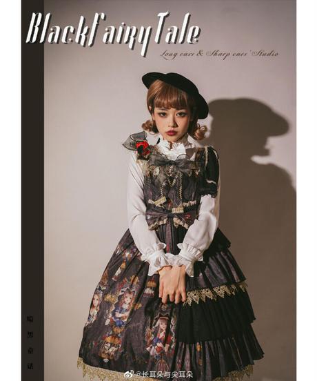 「暗黒童話」ヘアアクセサリー&小物 ※お洋服と合わせ買いの方のみ※【12/8まで】