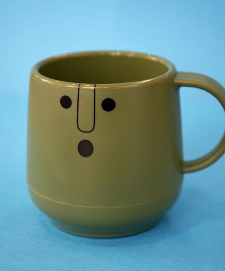 プラスチックサーモマグカップ