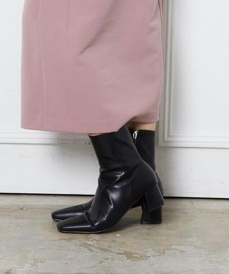 Square Toe short boots