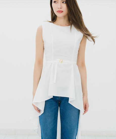 Lily side Bloom long TOP