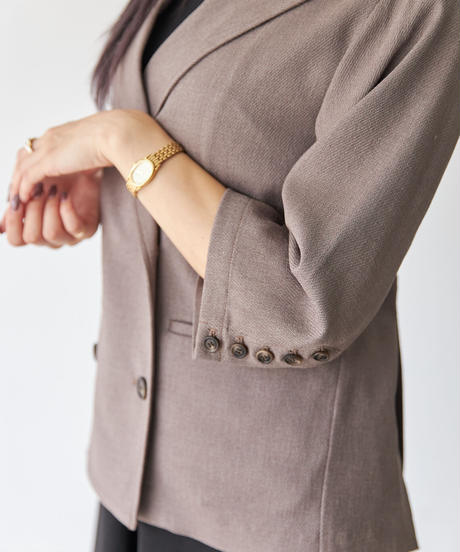 Linen Tailor Jacket