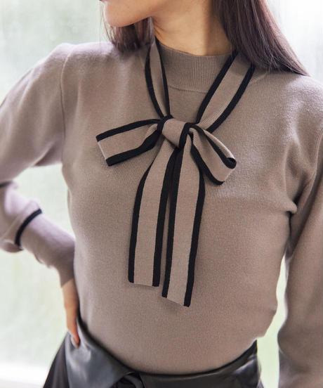 Bowtie Knit TOP