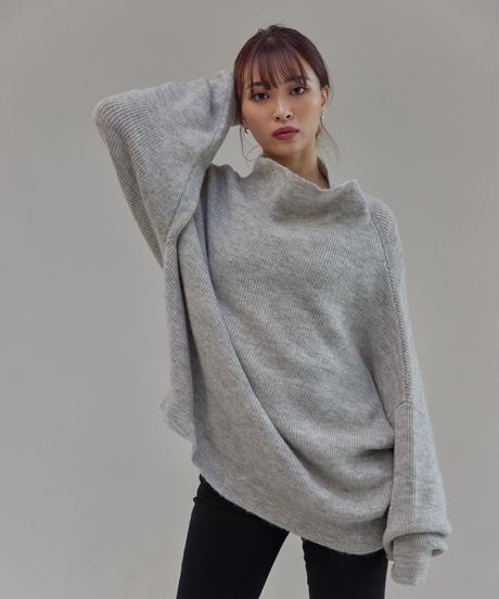 Mix Color Knit Top