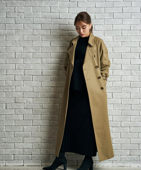 Ideal trench coat by ELENORE