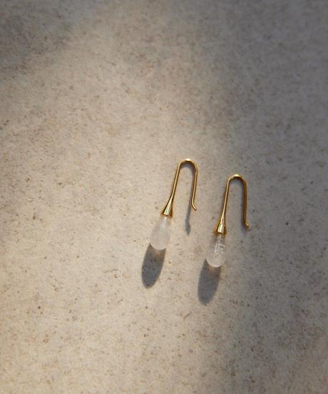 Stone Drop pierces