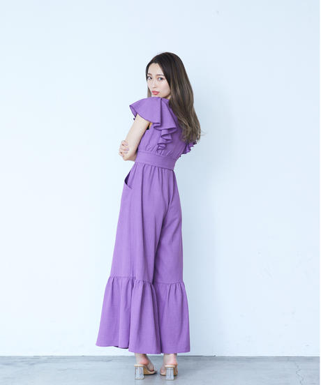 Dramatic Frill Rompers