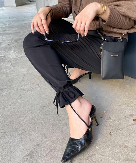 Tied Light Pants