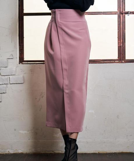 Side tuck pencil Skirt