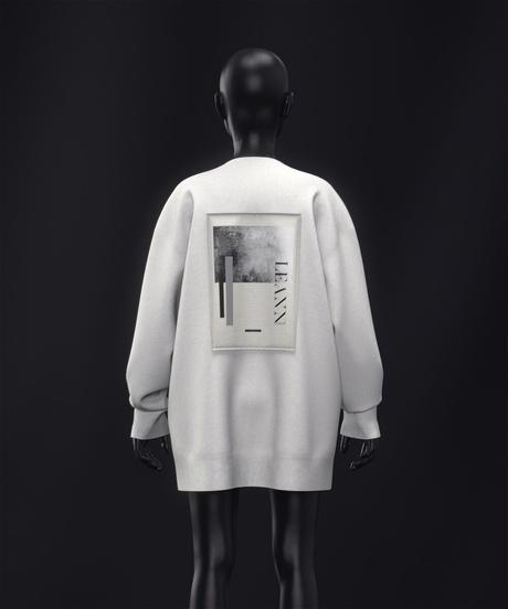 【unisex】 Stone pattern Pullover