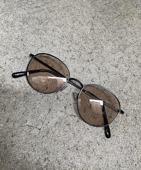 Engraving frame sunglasses