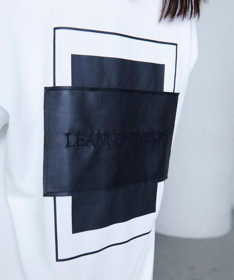 LOGO Mark TEE / WHITE