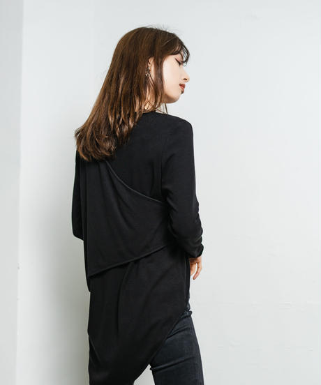 【即納】Bébé TOP / Noir
