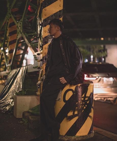 【926復刻】Faux leather jacket