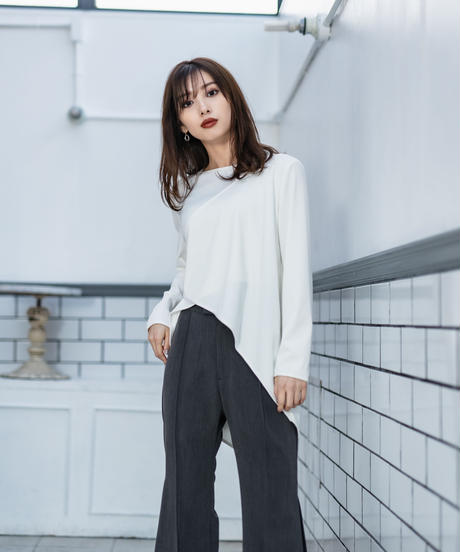 【即納】Bébé TOP / Blanc