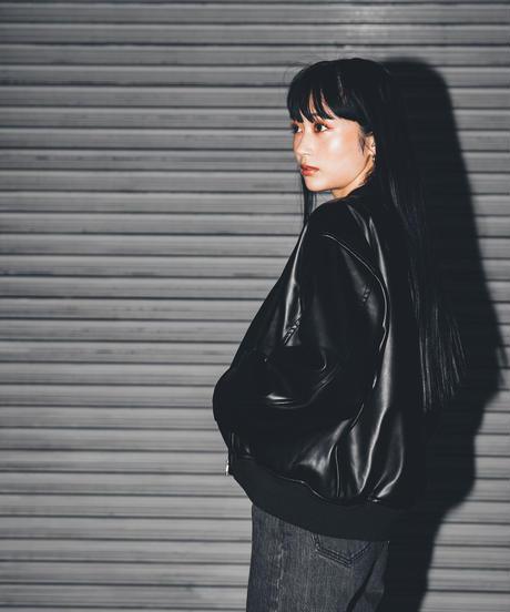 【UNISEX】BLACK MA-1