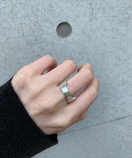Cutting step ring