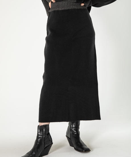 Asymmetry Knit SETUP