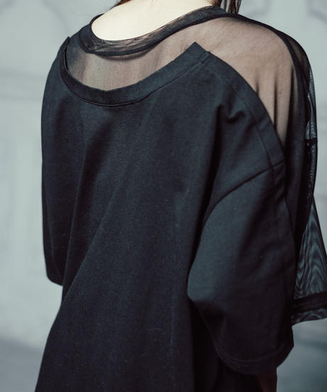 Tulle Ultra-thin T-shirt
