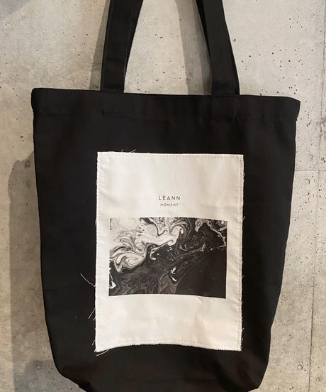 Trim mark paint TOTE BAG