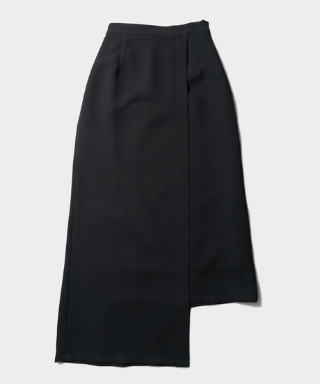 Stairs SKIRT BLK.