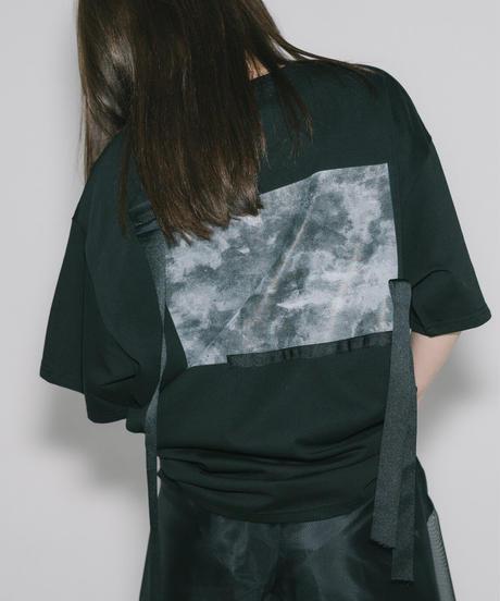 ART's Print Tee / BLACK