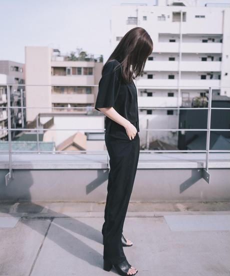 【即納】Asymmetry light shirts