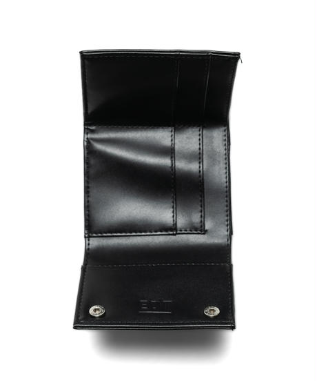 【即納】EDT × LEANN Doublename Wallet / BLACK