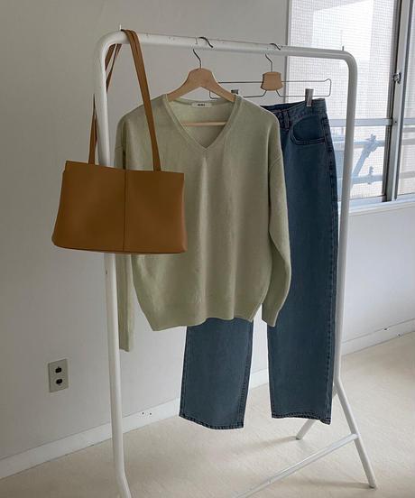 《予約販売》real leather blowin bag (3color)
