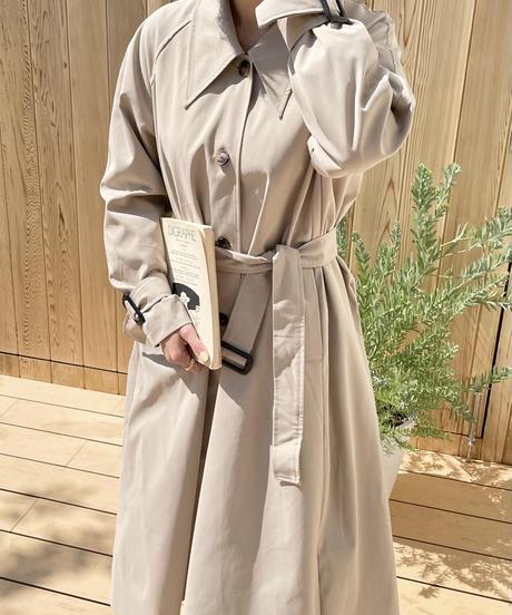 《予約販売》jule trench coat (2color)