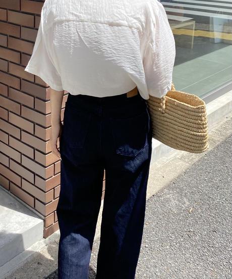 《予約販売》 lilac denim pants