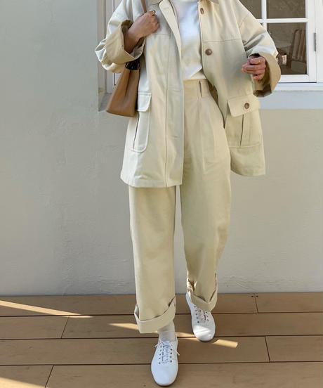 《予約販売》daily chino pants (2color)