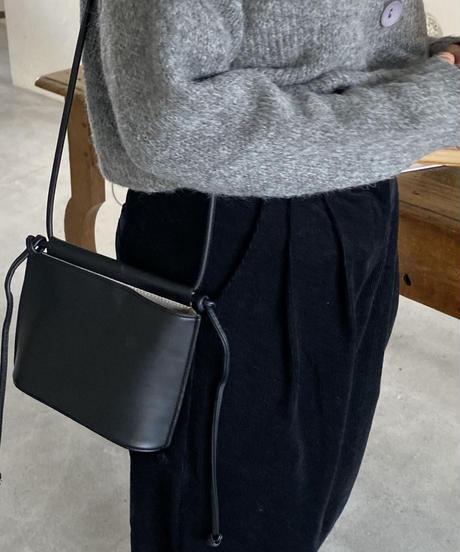 《予約販売》mini cross bag (2color)