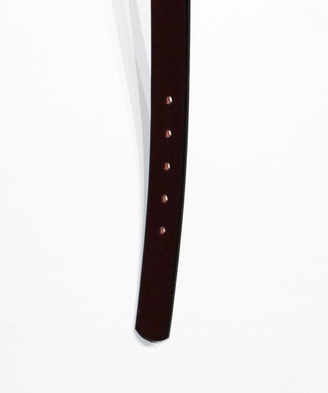 Martin F. x Needles:1.1 QUICK RELEASE Belt - Plain