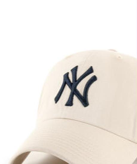 '47:CLEAN UP - TEAM LOGO CAP #8