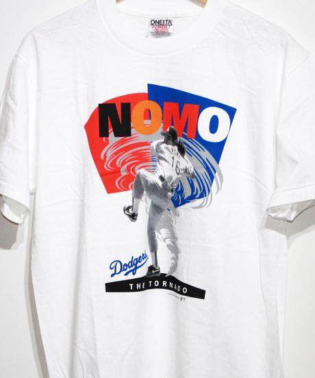 deadstock:Los Angeles Dodgers HIDEO NOMO TORNADO  Tee #23