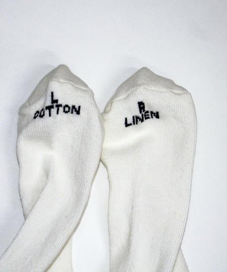 ROSTER SOX:LINEN&COTTON