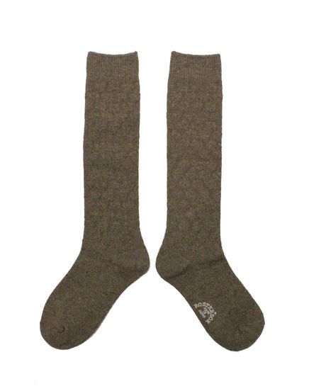 ROSTER SOX WOOL LONG SOCKS