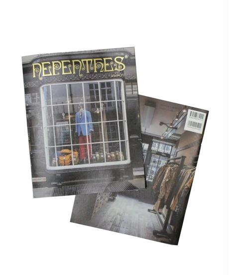 Nepenthes:in print back number #10  #11 #12  #13 #14 #15