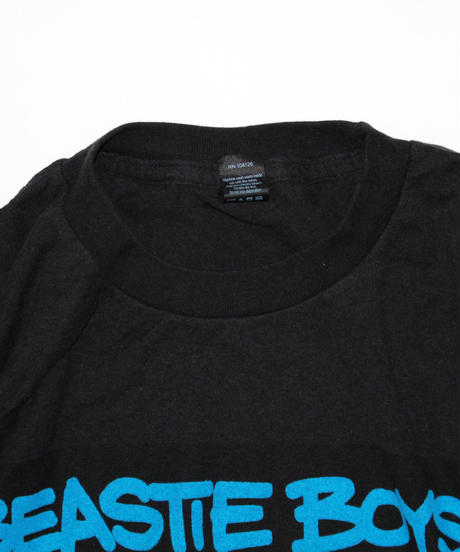 License tee:BEASTIE BOYS CHECK YOUR HEAD TEE