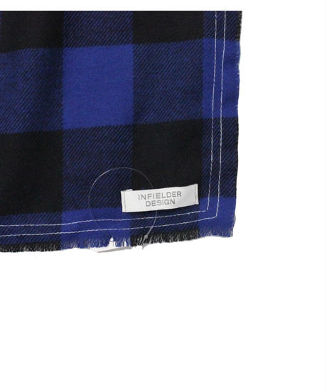 INFIELDER DESIGN      CHECK FLANNEL