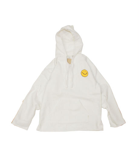 COPY CAT:SMILE BAJA HOODIE - XL size